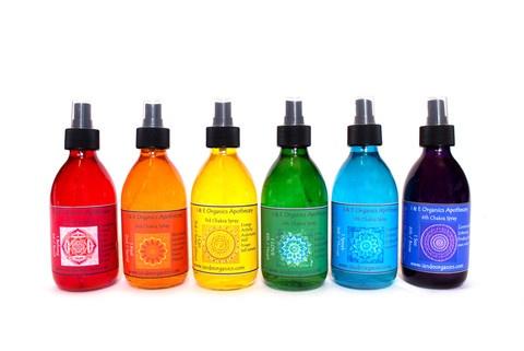 color remedies